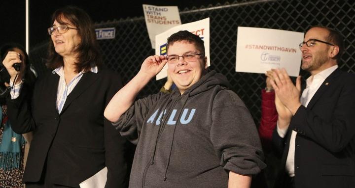 transgender order reversed....nbcnews...PICTURED Gavin Grimm