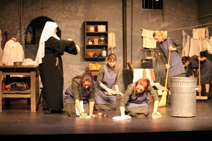 WGS and students travel to Providence for historical play- Eclipsed by ....