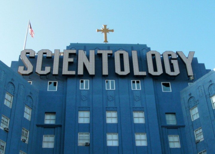 Scientology-Wikipedia